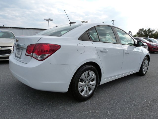 Certified Pre-Owned 2016 Chevrolet Cruze Limited LS