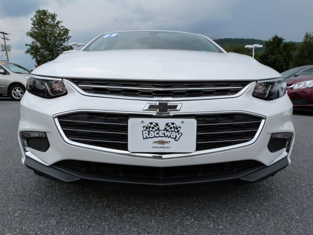 Certified Pre-Owned 2017 Chevrolet Malibu Premier