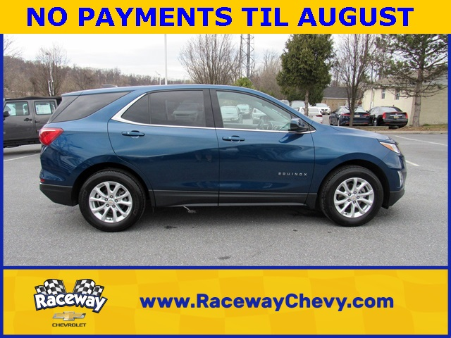 Pre-Owned 2019 Chevrolet Equinox LT