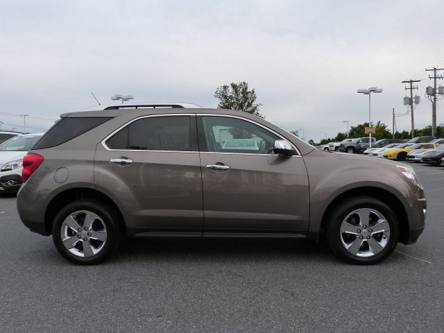 Pre-Owned 2012 Chevrolet Equinox LTZ