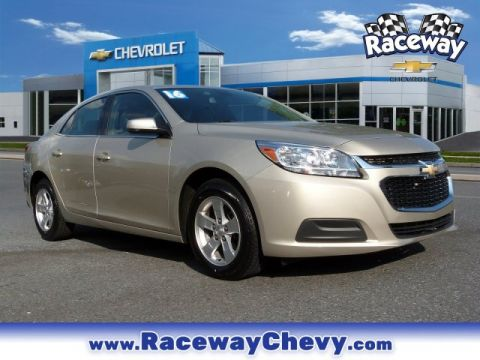 Certified Pre-Owned 2016 Chevrolet Malibu Limited LT
