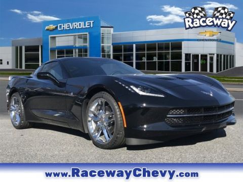 New 2019 Chevrolet Corvette 1LT