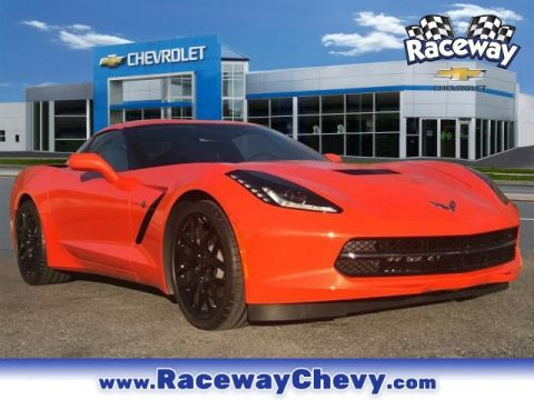 New 2019 Chevrolet Corvette 3LT