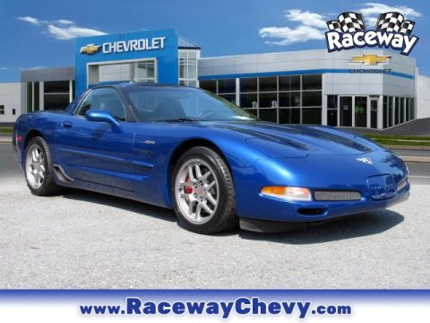 Pre-Owned 2003 Chevrolet Corvette Z06