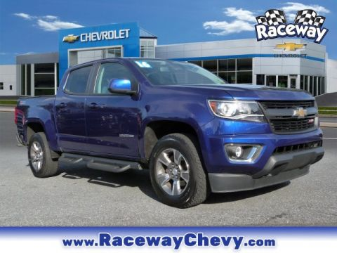 Certified Pre-Owned 2016 Chevrolet Colorado 4WD Z71