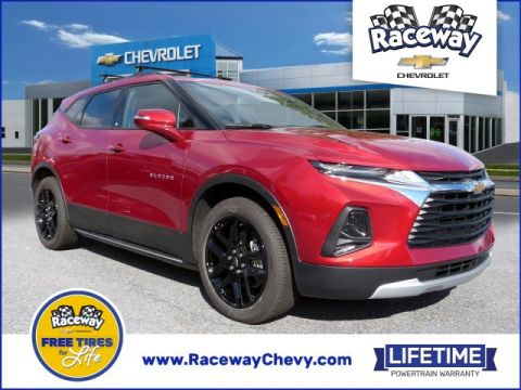 New 2020 Chevrolet Blazer LT