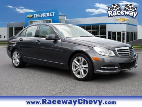 Pre-Owned 2014 Mercedes-Benz C-Class C 300 Luxury